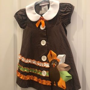 Thanksgiving dress. New with tags.